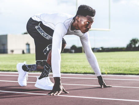 My Passion is Athlete Mental Health