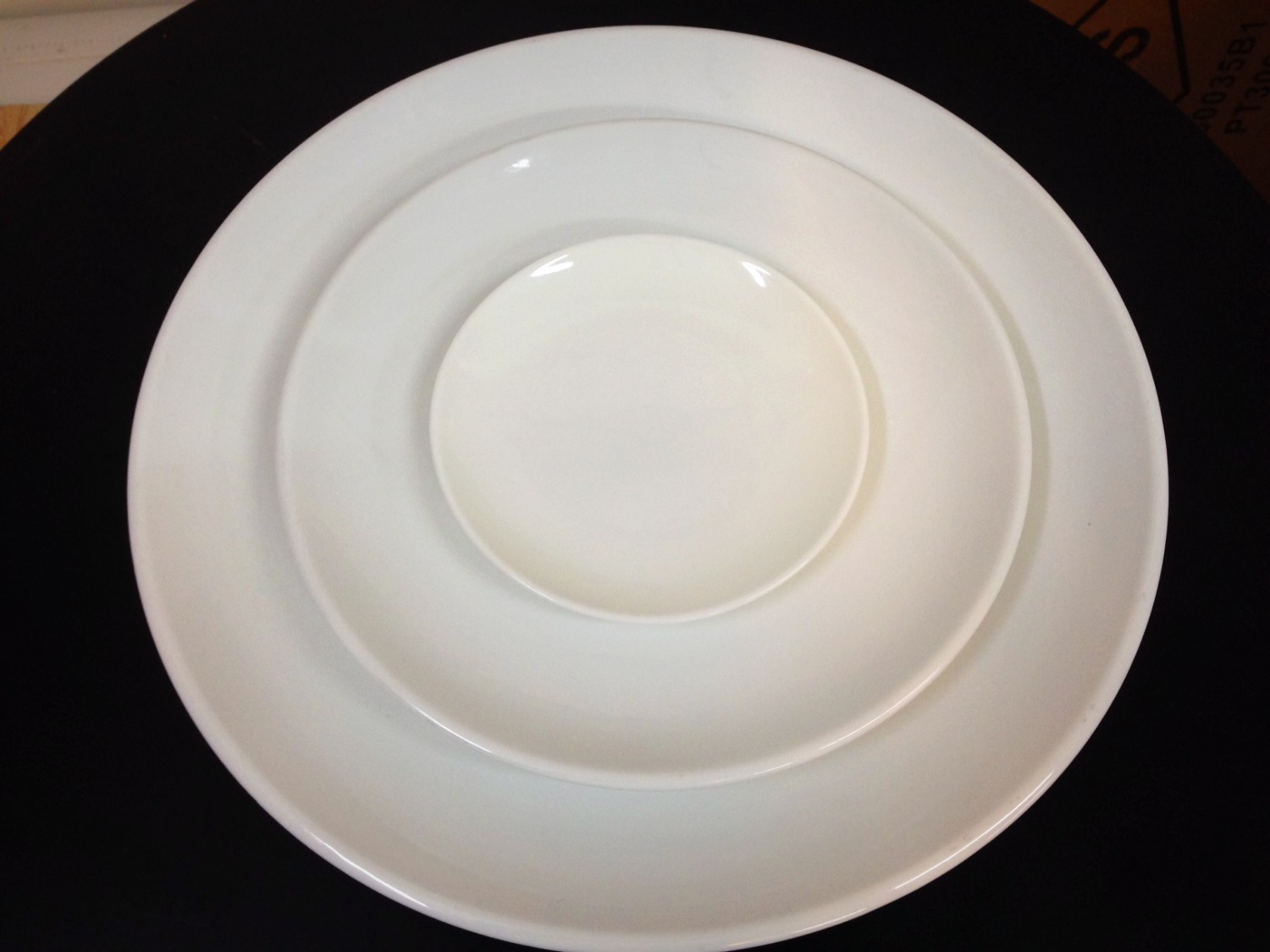 14inch large round platter