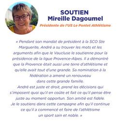 Soutien Mireille Dagoumel