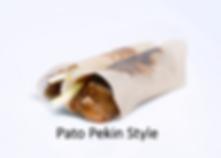 Pato Pekin Style