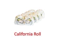 Califoria Roll