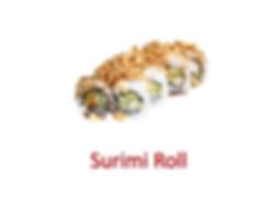 Surimi Roll