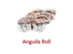 Anguila Roll