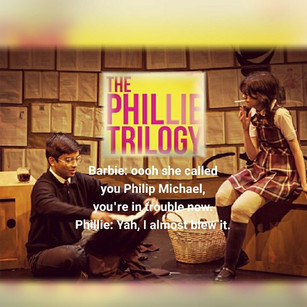 The Phillie Trilogy is about Friendship,