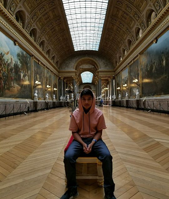 The Hall of Battles Versailles
