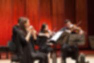 Ensemble Q concert, September 2018