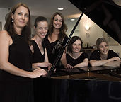 Monika Koerner, Elizabeth Lawrence, Rachael Griffin, Eleanore Streatfeild, Brieley Cutting, French chamber music, Brisbane 2019