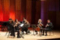 Ensemble Q concert September 2018