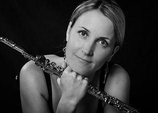 Monika Koerner, flute