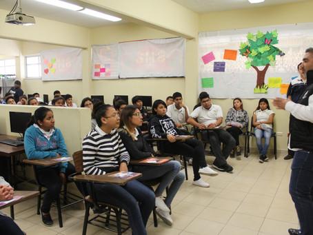 CECyTE Zuazua | Visita
