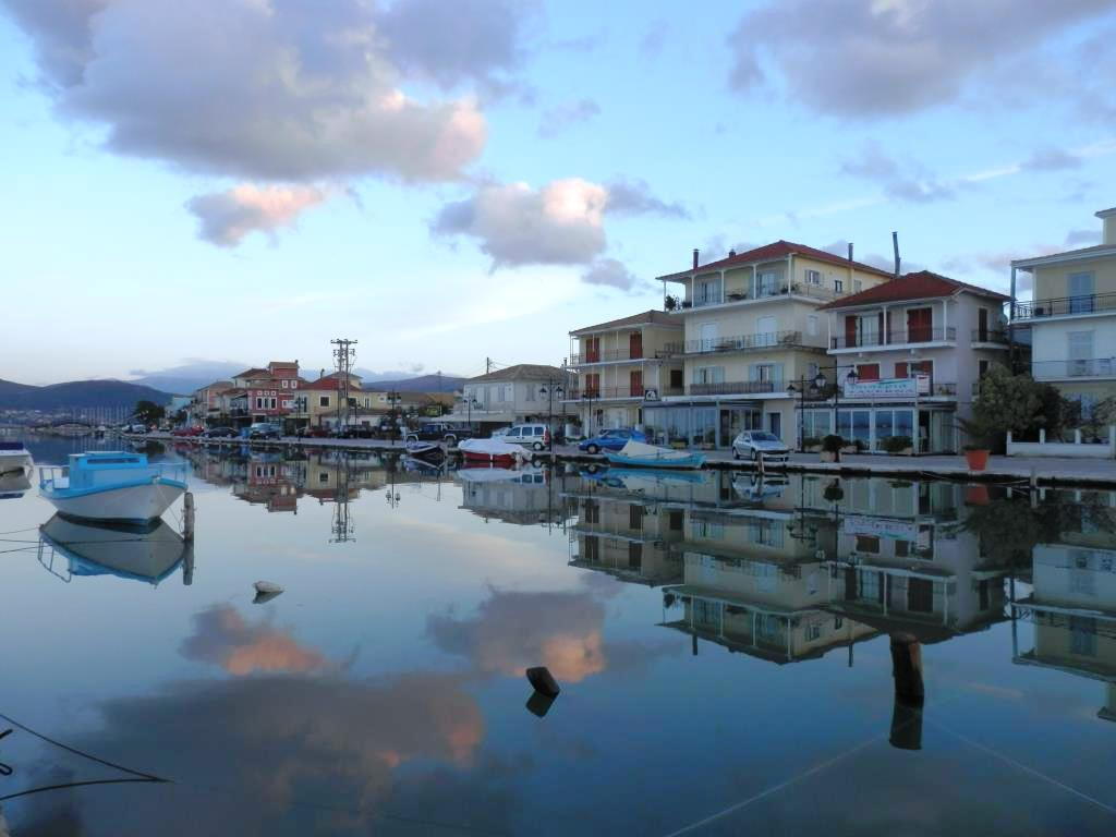 Lefkas town surroundings