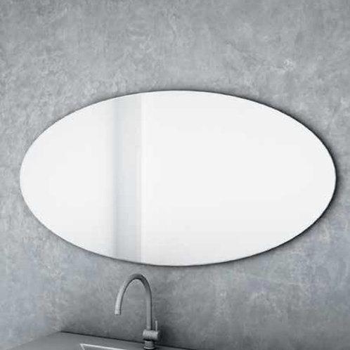 דור רפאל | מרחפת אובלית מראה לאמבטיה