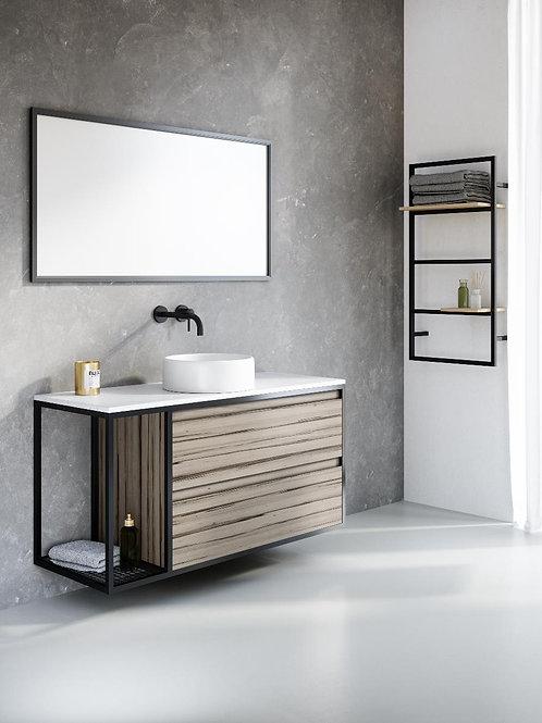 אירידיום ארון אמבטיה | דור רפאל