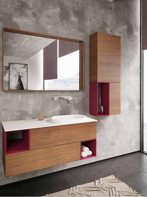 ארון אמבטיה רוז | Doe Raphael
