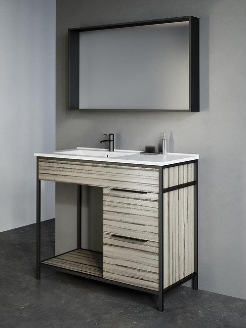 סטרלינג C ארון אמבטיה ימין | דור רפאל