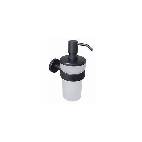 סבונייה נוזלית | סדרת מיני שחור מט | דור רפאל