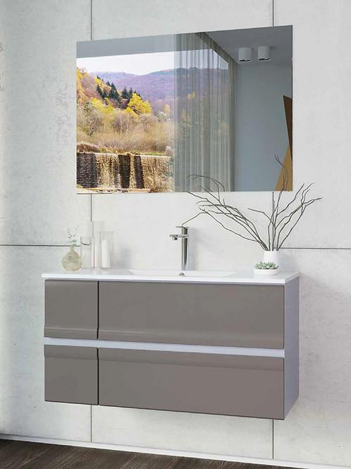 ארון אמבטיה דלתא| Doe Raphael