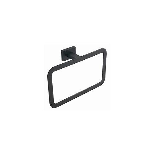טבעת סגורה | סדרת מארס שחור מט | דור רפאל