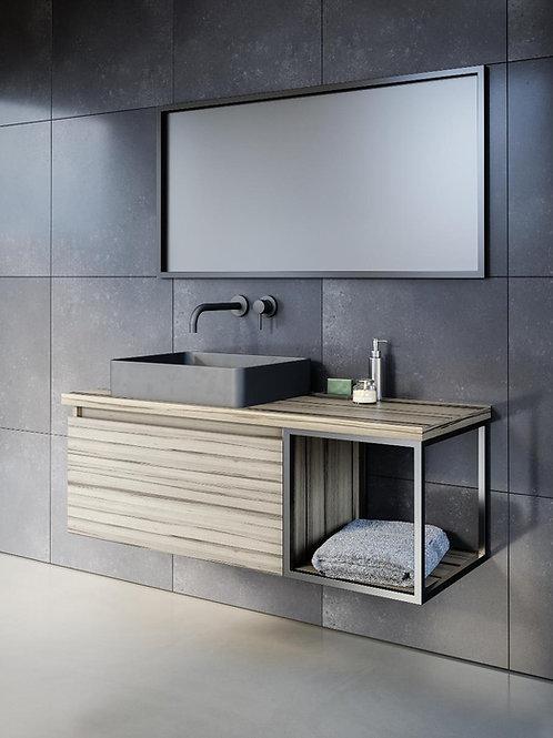 ליתיום ארון אמבטיה | דור רפאל
