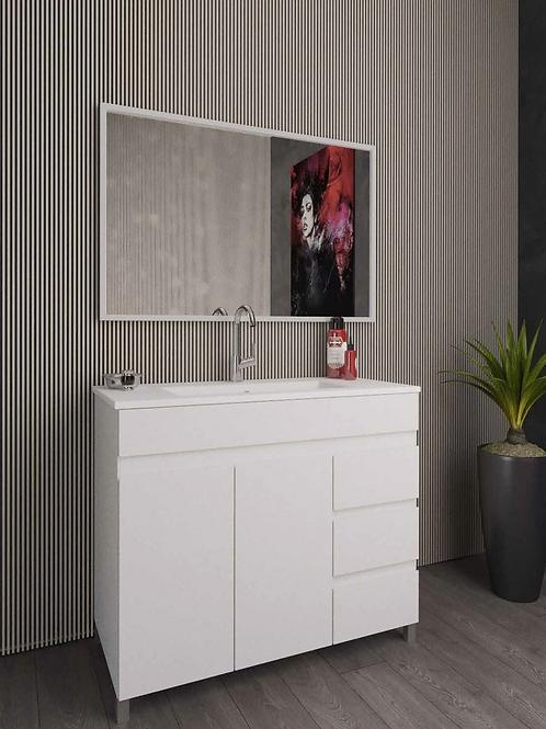 ארון אמבטיה מפל | Doe Raphael