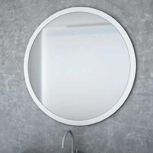 דור רפאל | מסגרת עגולה אפוקסי מראה לאמבטיה