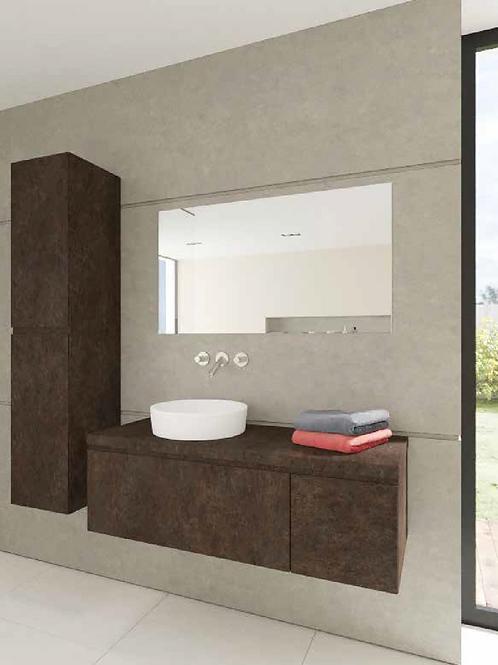 ארון אמבטיה בזלת | Doe Raphel
