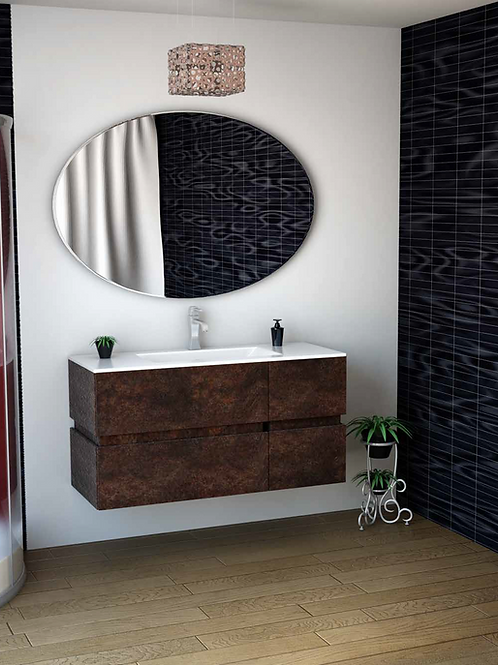 דור רפאל | ארון אמבטיה ענבר