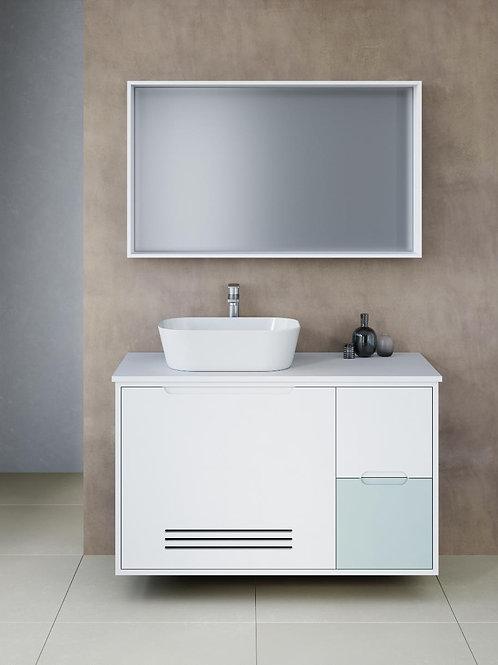 ברקן ארון אמבטיה | דור רפאל