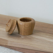 Small decorative Oak Box from an oak offcut from a larger project