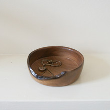 Black Walnut With Natural Edge