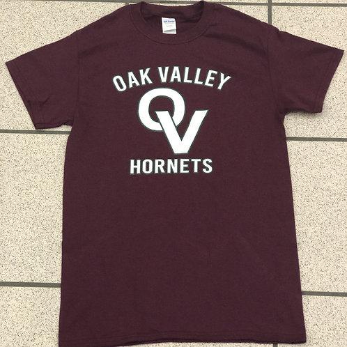 Oak Valley Hornet - T Shirt (Cotton)