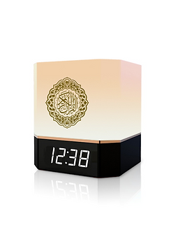 Smart Metal Quran Digital Lamp Speaker