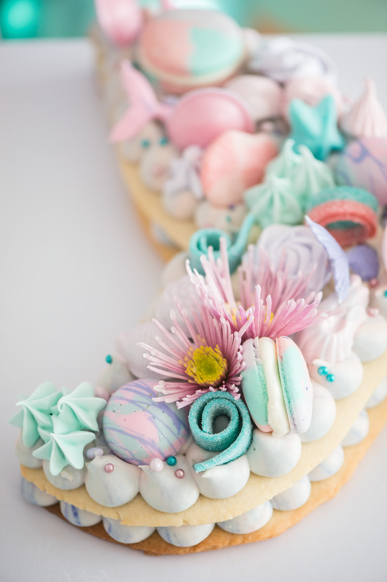 Macaroons, Candy, Flowers,