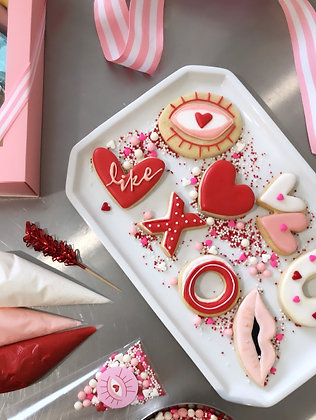VDAY DIY Sugar Cookie Kit