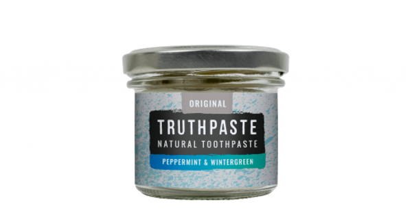 Truthpaste Original Peppermint & Wintergreen - 100 ml Fluoride Free