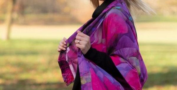 From My Mother's Garden Sweetpea Lightweight Kimono