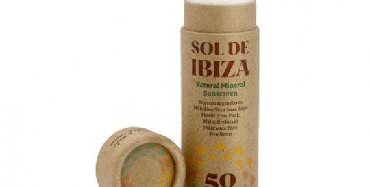 SPF50 Vegan Sunscreen Stick