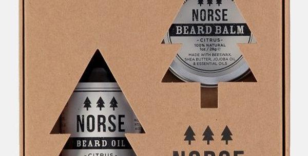 Norse Beard Bundle - Citrus