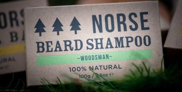 Beard Shampoo – Woodsman