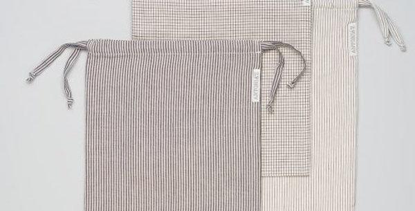All Purpose Soft Cotton Bag - Medium. Ethically Made.