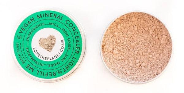 Vegan Mineral Concealer - Light / Medium (5g)