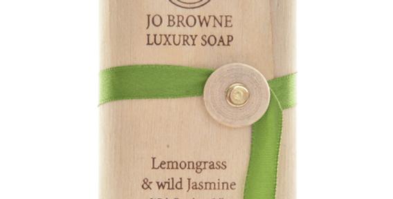 Soap with Bamboo Silk Lemongrass & Wild Jasmine