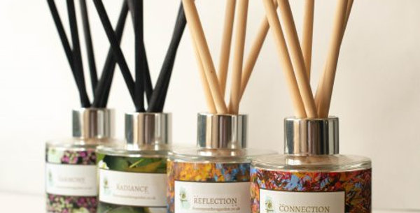 Reed Diffuser with Eco-Friendly Ingredients and Base