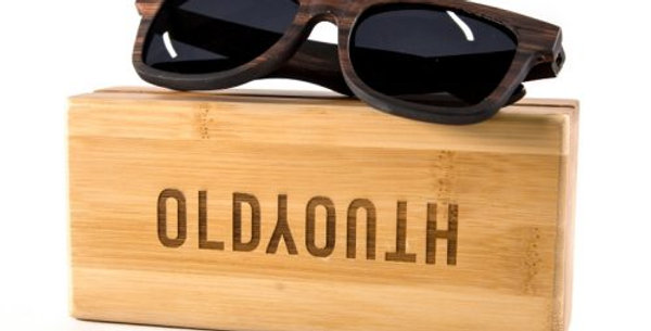 Wooden Sunglasses -  Ebony or Zebra (10 trees planted for every sale)