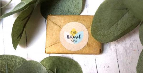 Mini Soap Bar 15g- Plastic Free- Vegan-Palm Oil Free