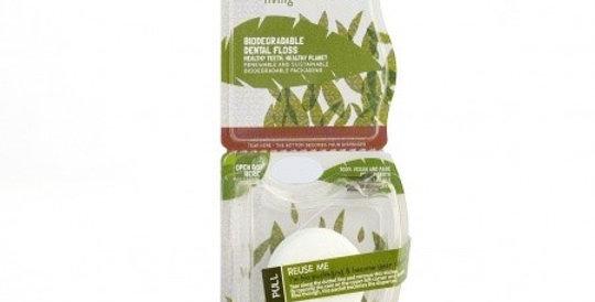Eco Floss - Plant-Based Vegan Dental Floss 2 pack