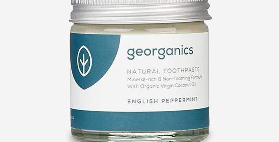 Natural Toothpaste English Peppermint (120ml)