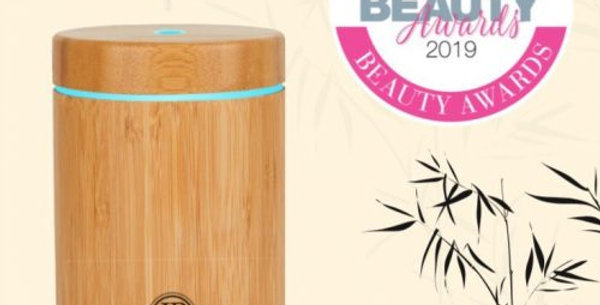 Aroma Bamboo Diffuser by Jo Browne