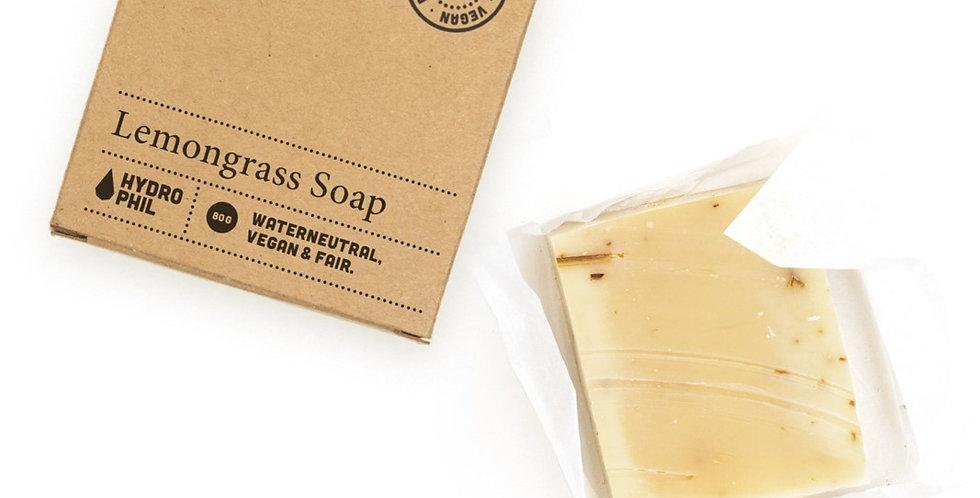 Lemongrass soap by Hydrophil