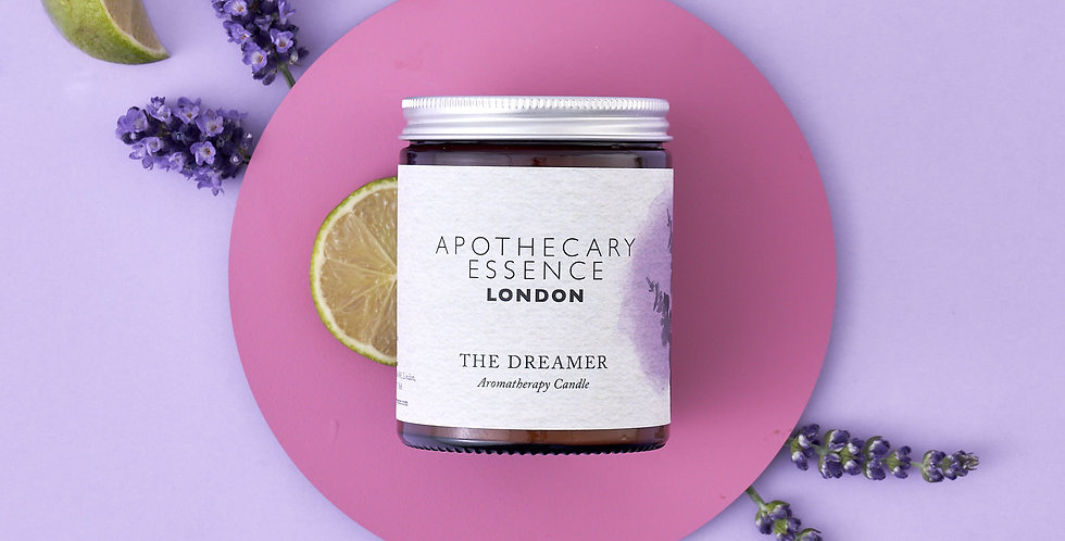 The Dreamer - Aromatherapy Candle